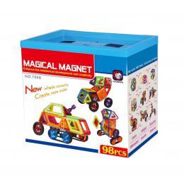 Magnetická stavebnice Magical Magnet 98ks - zvìtšit obrázek