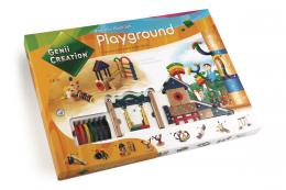 Stavebnice Genii Creation Playground 173ks