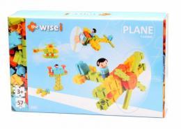 Stavebnice Wise-i letadla 57ks