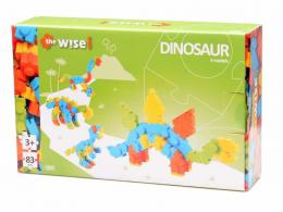 Stavebnice Wise-i dinosauøi 83ks