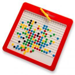 Magnetická tabulka Magpad Dots - èervená - zvìtšit obrázek