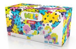 Stavebnice Meli Maxi Pink 200ks