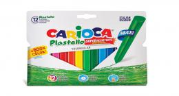 Pastelky Plastello Maxi - set 5+1 zdarma