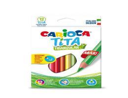 Pastelky Tita Maxi - set 5+1 zdarma - zvìtšit obrázek