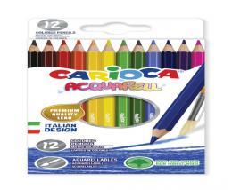 Aquarelové pastelky - set 5+1 zdarma