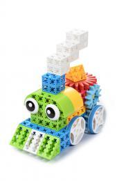 Stavebnice Blocks Choo-Choo Go 117ks - zvìtšit obrázek